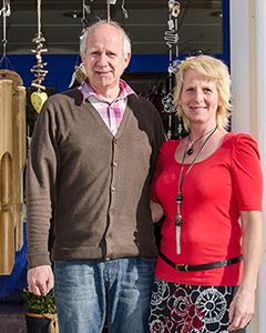 Wolfgang und Renate Schett  Novalis Hallein