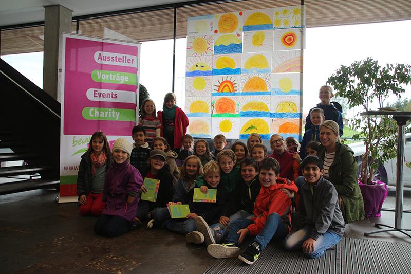 Kinder der Volksschule Henndorf
