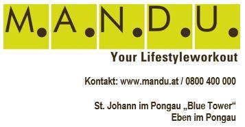 M.A.N.D.U. Logo