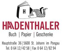 Haidenthaler St. Johann Bücher Papier Geschenke